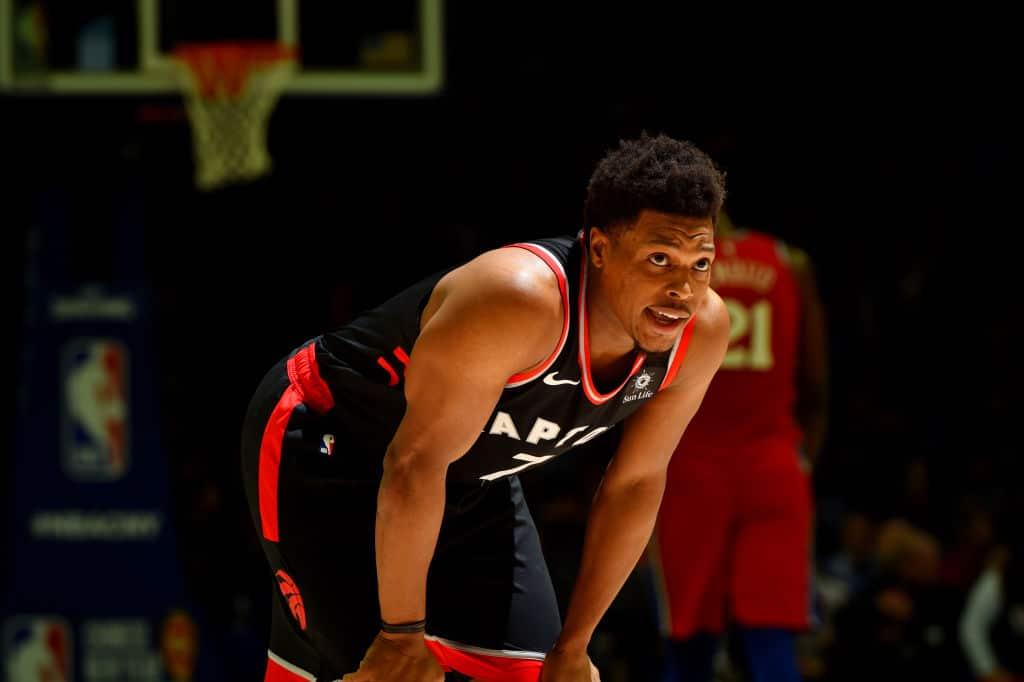 Toronto Raptors prorroga o contrato de Kyle Lowry