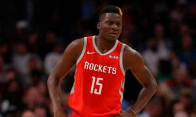 Clint Capela Boston Celtics