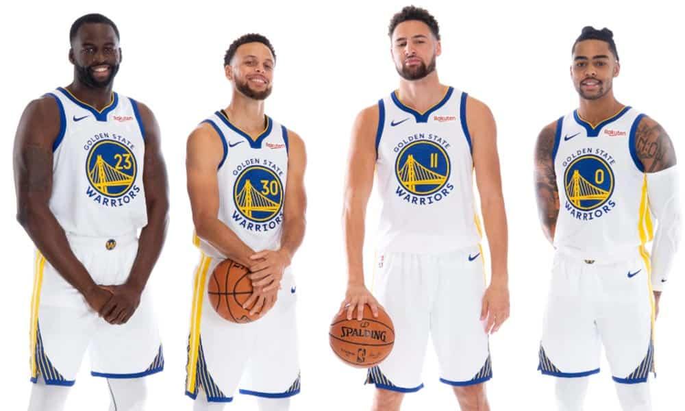Warriors para 2019-20