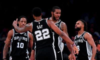 San Antonio Spurs para 2019-20