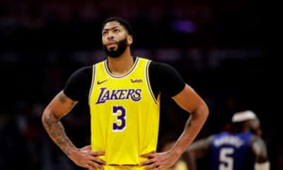Anthony Davis problema Lakers