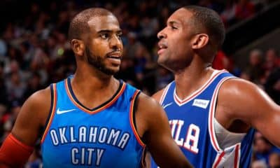 Al Horford Chris Paul