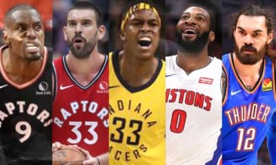 5 centers Celtics