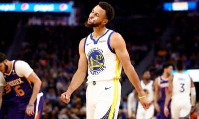 Stephen Curry volta