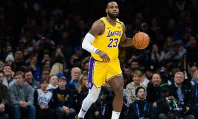 vencedores perdedores NBA