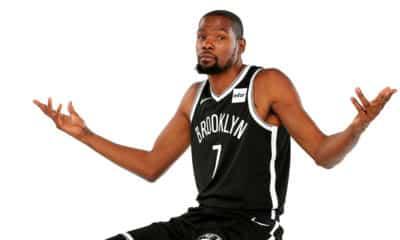 Kevin Durant jogará 2019-20