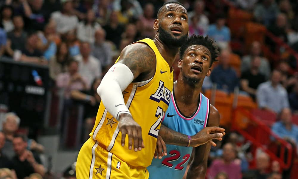 Lakers Heat final 2020