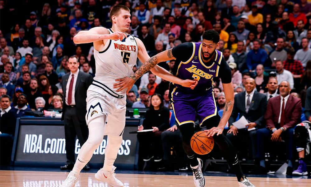Lakers Nuggets final Oeste