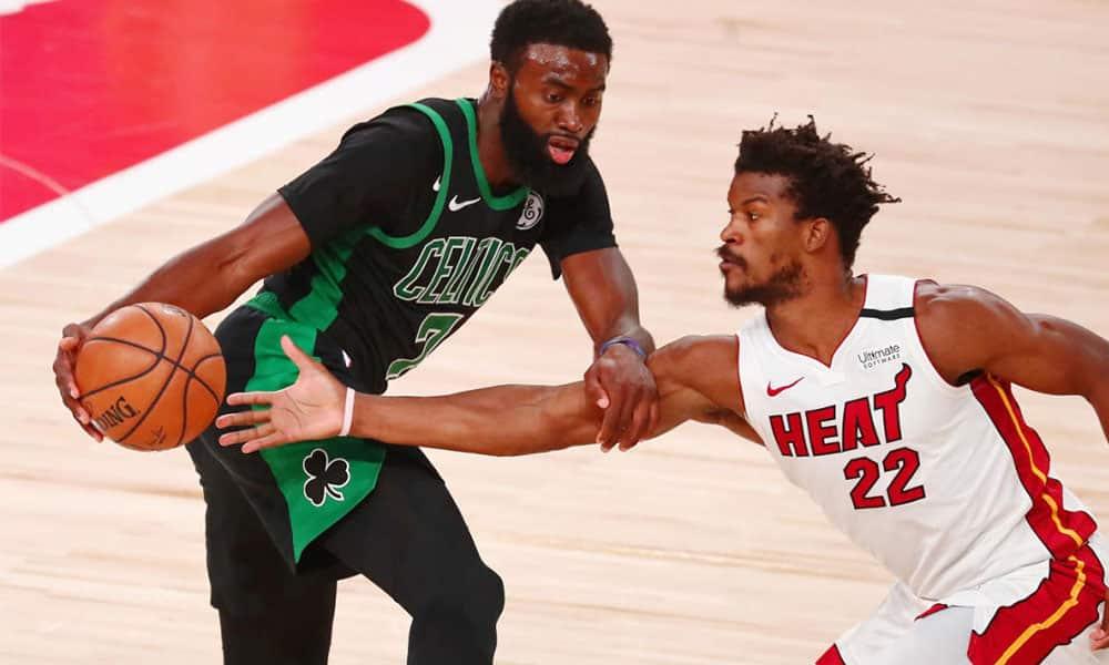 Celtics Heat jogo 3