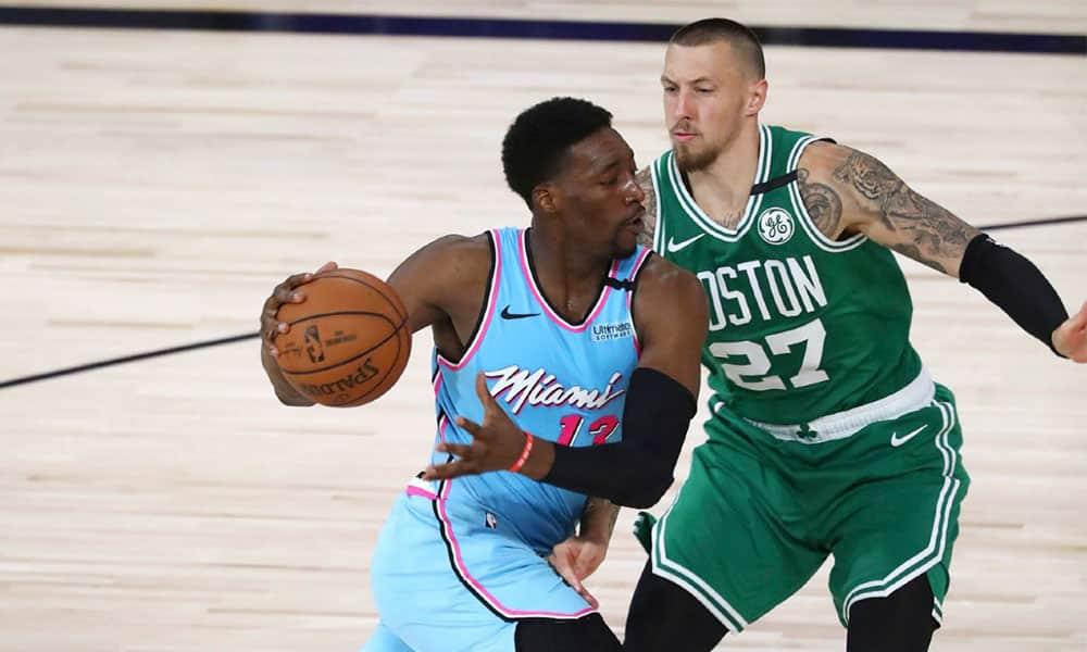 Leste Celtics Heat