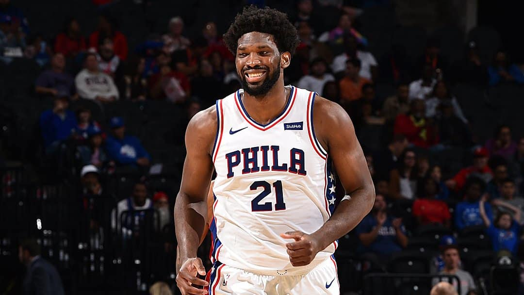 Houston Rockets Joel Embiid
