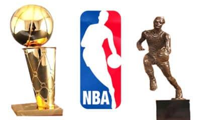 campeões MVPs NBA