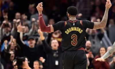 Drummond Celtics Spurs Clippers