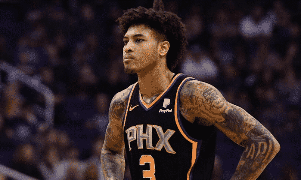 Kelly Oubre Jr. Warriors