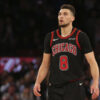 Zach Lavine no Warriors