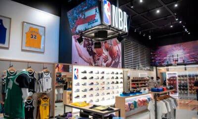 NBA Store São Paulo