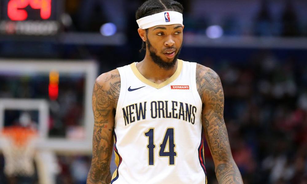 Brandon Ingram renova Pelicans