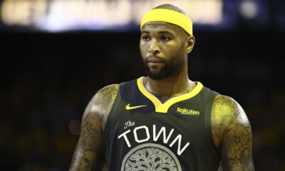 DeMarcus Cousins no Rockets