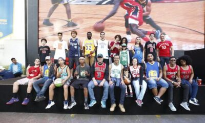NBA Jersey Day