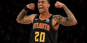 John Collins Atlanta Hawks