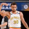 Stephen Curry extensão Warriors