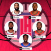 Lineup Clippers 2020/21