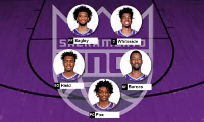 Lineup Sacramento Kings 2020-21
