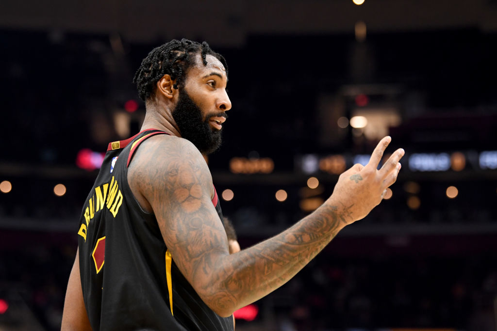 Cleveland Cavaliers Andre Drummond