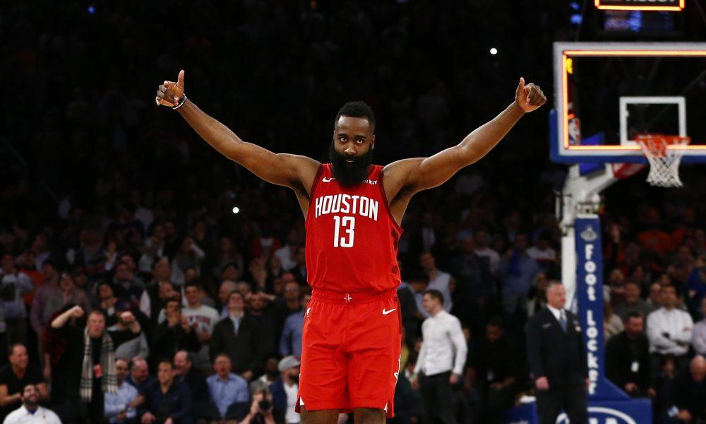 Harden Rockets Nets