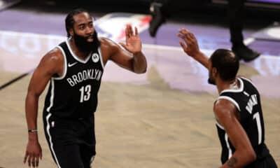 Harden Durant Nets Bucks