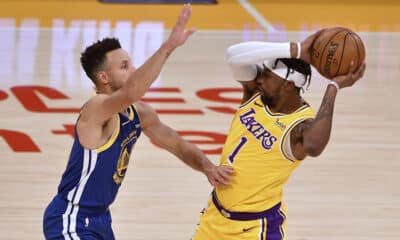 Warriors recuperou vencer Lakers