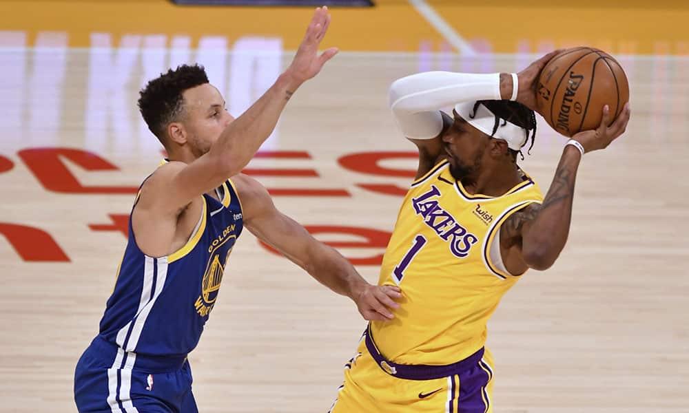 Warriors recuperou vencer Lakers