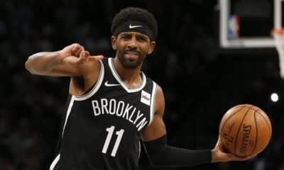 Irving multado salário Nets