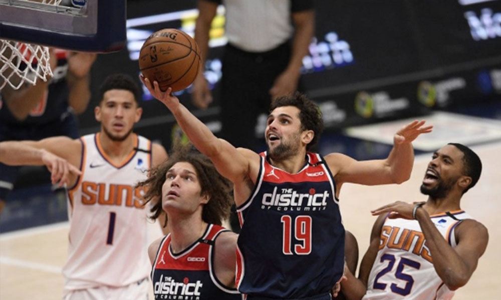 Beal Wizards Suns