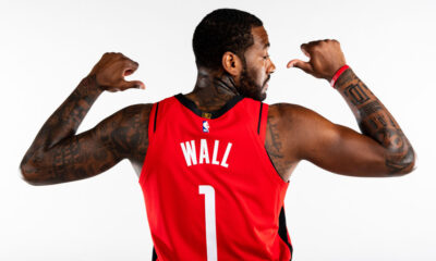 John Wall cara Houston Rockets