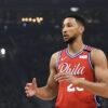 Simmons melhor defensor da NBA