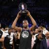 Kevin Durant LeBron James votação All-Star 2021