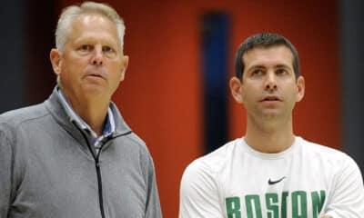 Boston Celtics mudanças