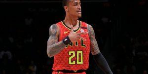 Atlanta Hawks negociar John Collins