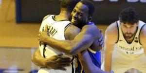 Kevin Durant tempo Warriors foi divertido
