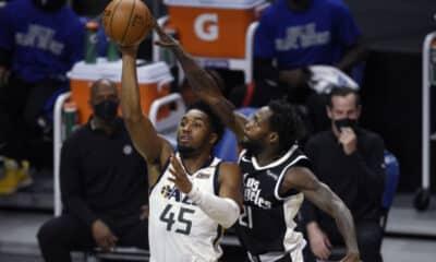 Clippers quebra sequência de nove vitórias Jazz