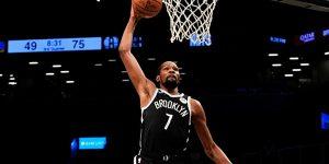 Kevin Durant fora dois jogos