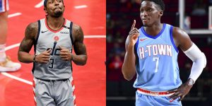 Knicks Bradley Beal Victor Oladipo