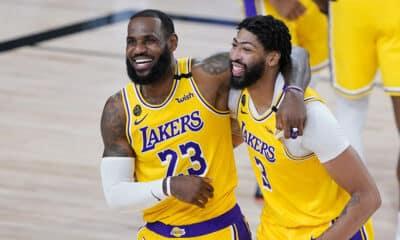 LeBron não preocupa MVP