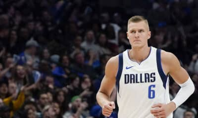 Dallas Mavericks Kristaps Porzingis