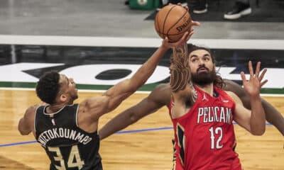 Bucks vence Pelicans
