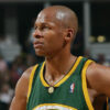 Ray Allen volta Seattle SuperSonics