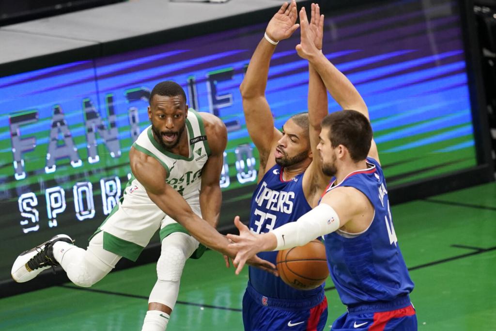 vitória Celtics Clippers