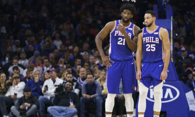 Embiid Simmons fora All-Star
