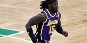 Hornets Lakers Montrezl Harrell